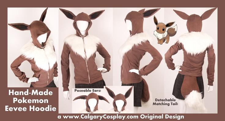 eevee costume pattern - photo #4