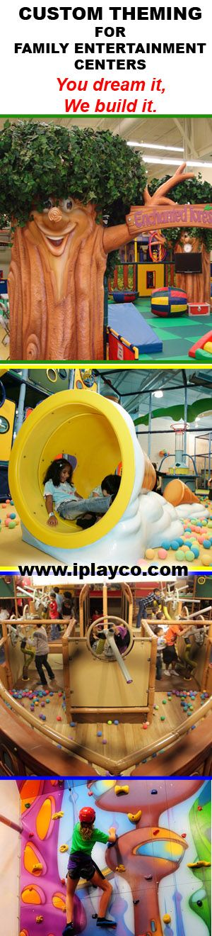 Planning a family entertainment center business? Theme or not to theme, that is…