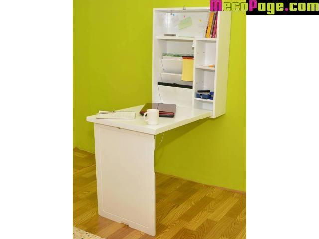 Bureau Pliant Bureau Mural Pliant Prix Pas Cher Algerie Decor Furniture Storage