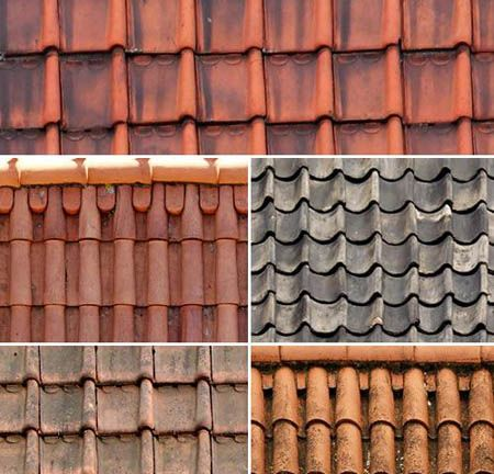 10 best images about spanish roof tiles on pinterest Different design and colors of tiles