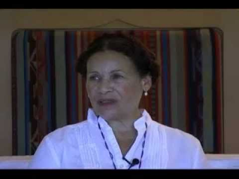 """Ven. Dhyani Ywahoo speaks on """"Transformation through Time"""" July 23 2011"""