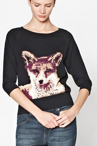 French Connection Fox Sweater