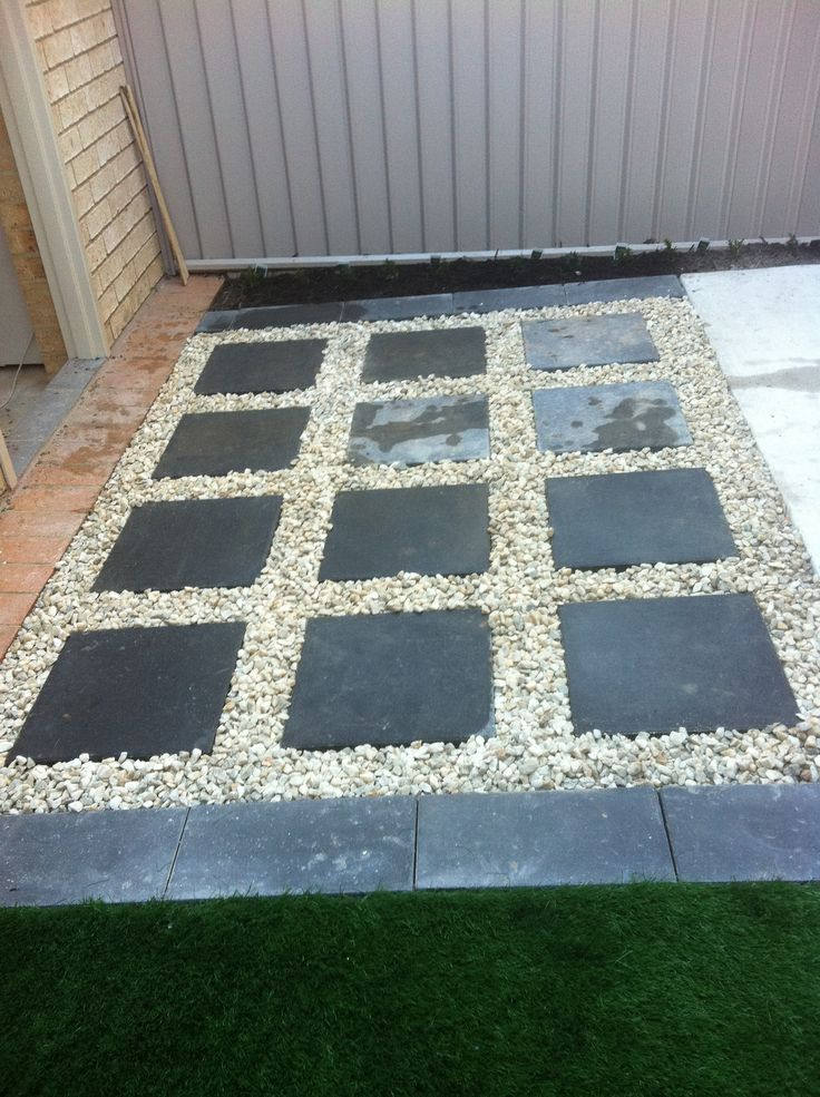 Paving courtyard paving design for Paving ideas for small courtyards