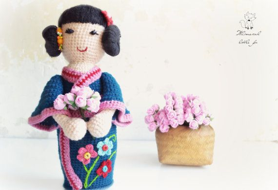 47 Best images about Japanese/Chinese doll inspiration ...