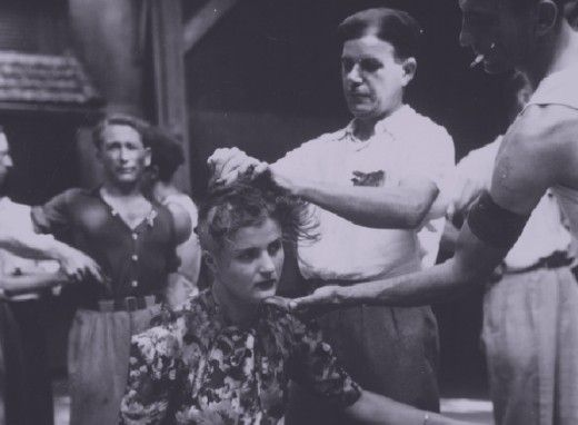 WW2: The Treatment of Women in France During the Occupation and Liberation