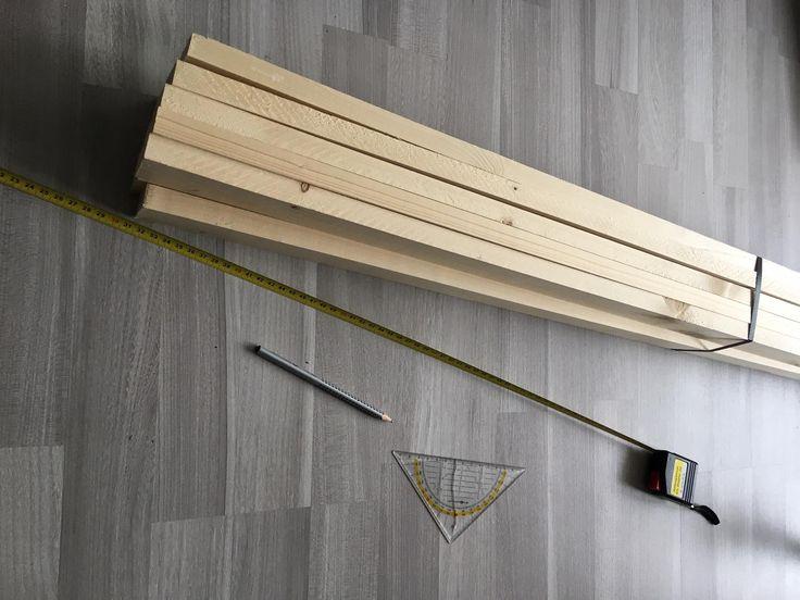 Balkon Sichtschutz Blumenkübel DIY Anleitung Blumenkübel