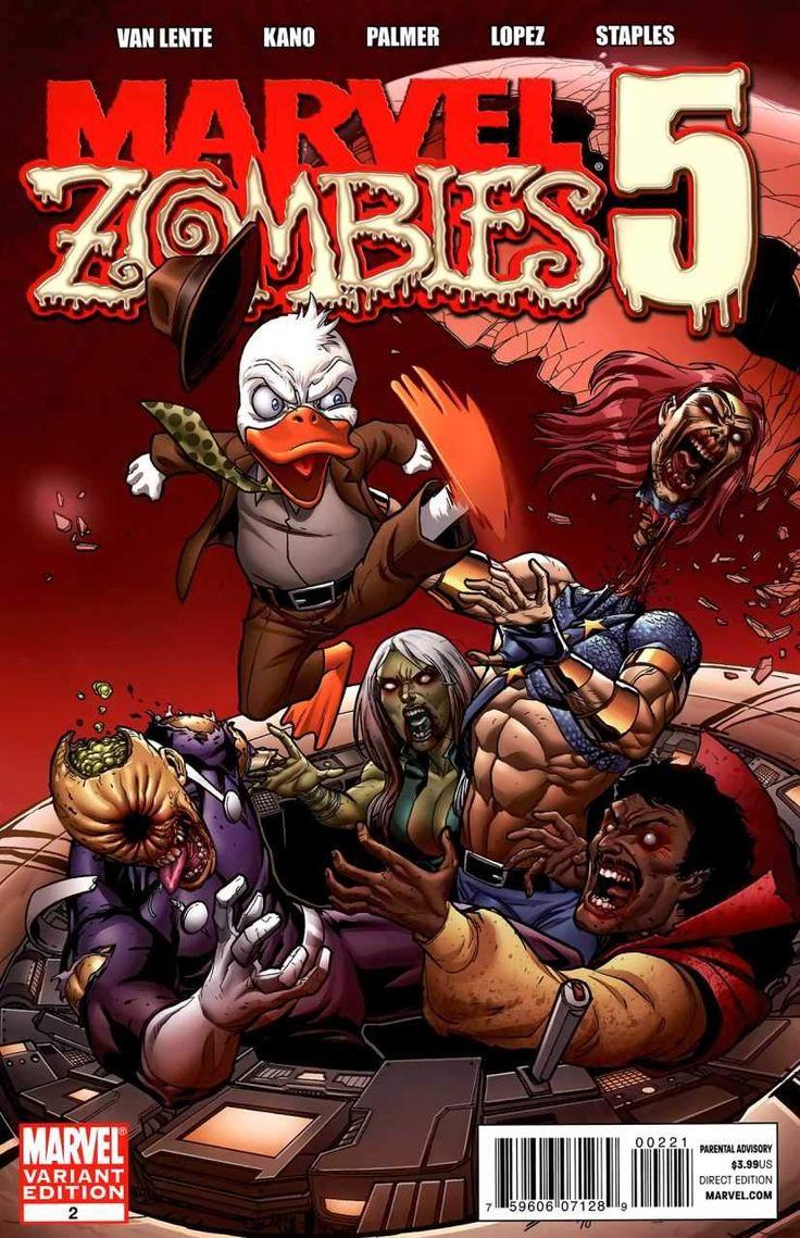 Marvel zombies 5 1 variant