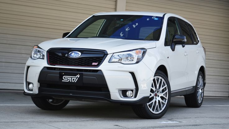 For those who think the regular Subaru Forester is a rolling piece of bloated boredom, STI just made a better one. tS in Subarurian means tuned by Sub...