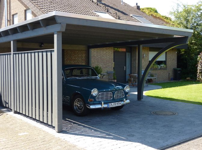 Brandneu 53 best Auto garažas pastogė images on Pinterest | Carport ideas  KI32