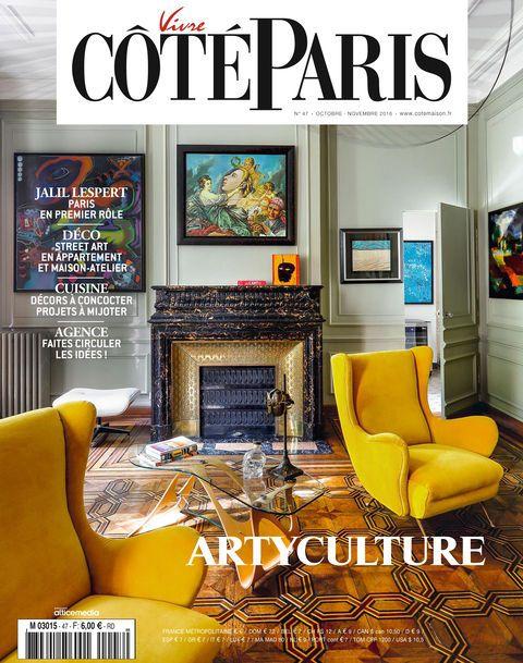 Peinture salon : 30 couleurs tendance pour repeindre votre salon - Côté Maison
