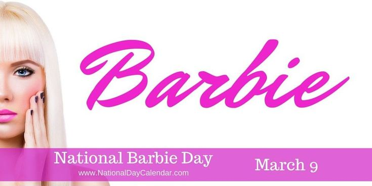 March 9th is the anniversary of the day the Barbie doll made its debut at the American International Toy Fair in New York in 1959. Barbie was one of the first toys to have a marketing strategy based extensively on television advertising. Barbie's full name is Barbara Millicent Roberts, and she was created by Ruth Handler.  Ken Carson, Barbie's boyfriend, was introduced by Mattel in 1961.