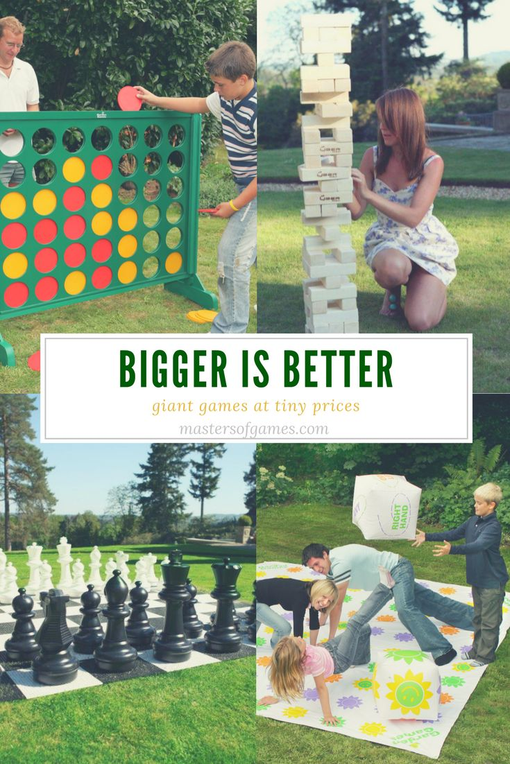 Supersize your event with our massive selection of giant games #GiantGames #GardenGames #SizeMatters
