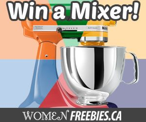 Win a KitchenAid in the Colour of Your Choice
