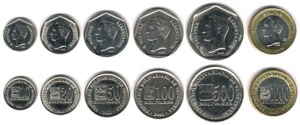 El Cono Monetario Venezolano. Periodo 1999-2007  El Cono Monetario Venezolano. Periodo 1999-2007. Por Víctor Torrealba  Se llama cono monetario a la familia de billetes y monedas que circulan oficialmente en un país en un determinado periodo de tiempo. El cono monetario que se utilizó en Venezuela durante el periodo 1999-2007 contenía siete (6) monedas y seis (6) billetes. Las monedas eran de 10 Bs. 20 Bs. 50 Bs. 100 Bs. 500 Bs. y 1000 Bolívares. Los billetes tenia las siguientes…