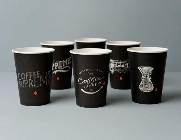 Coffee Supreme / Hardhat Design