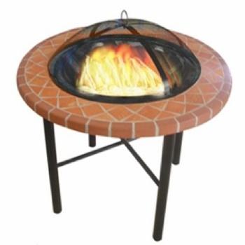 Fire Pit Burner Small