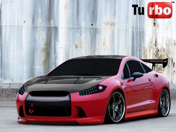 Mitsubishi Eclipse: