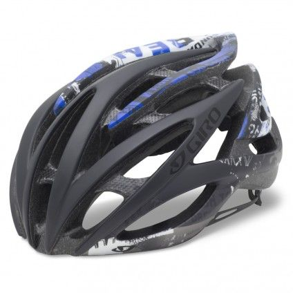 Product: Giro ATMOS. In the market for a new helmet? This is lightweight, well ventilated and, crucially, incredibly strong: http://roa.rs/1aCkILi