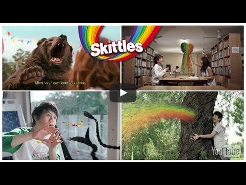 Топ 8 Самые Смешные Азии Рекламные ролики Скитлс
