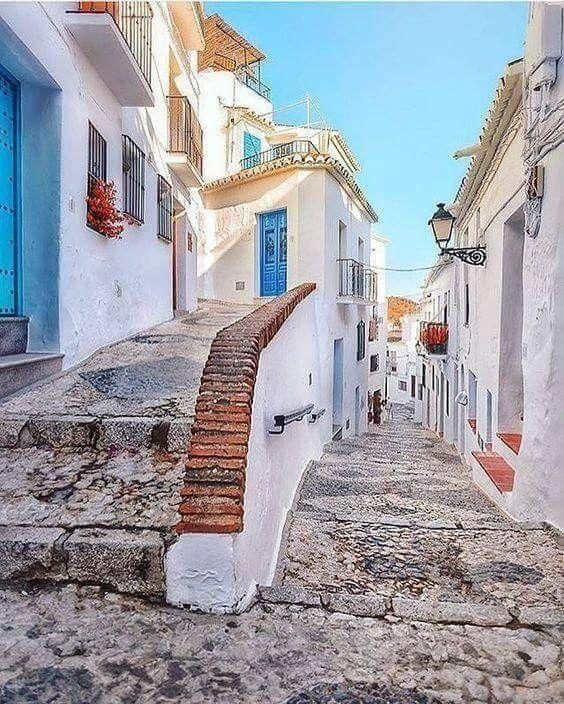 Frigiliana, Málaga #spainphotos