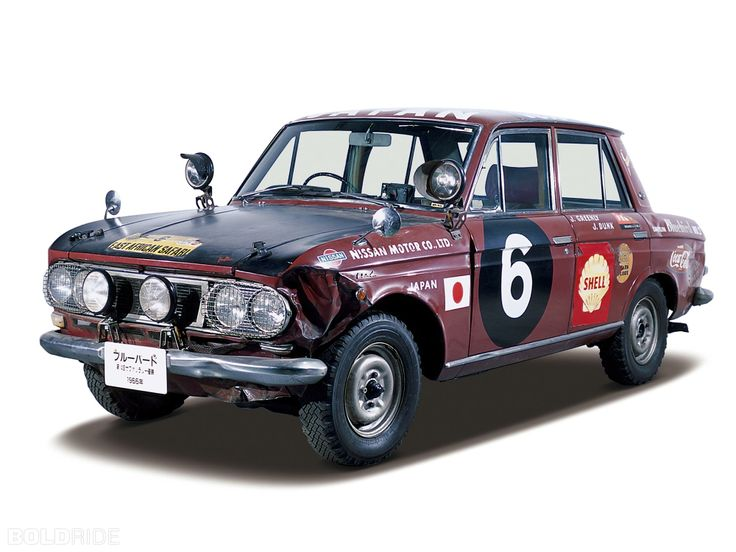 Lancer Rallye RAC