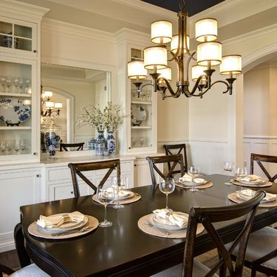 Dining Room Built In Hutch Design Pictures Remodel Decor And Ideas