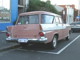 holden FC wagon - My dad has this in a sedan