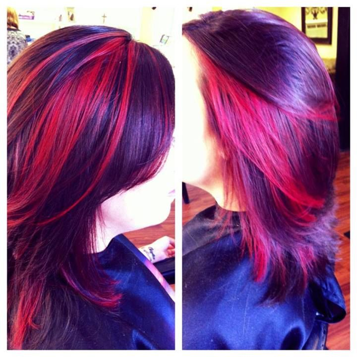 Too bad there is a ball right around the corner, would love to do this with my next cut and color!