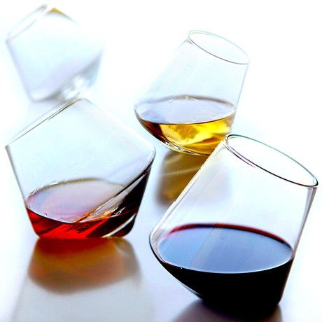 cool wine glasses - my friends would be so confused and probably break them all lol