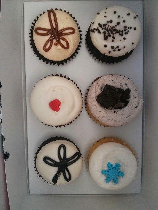 DC cupcake, Georgetown cupcake