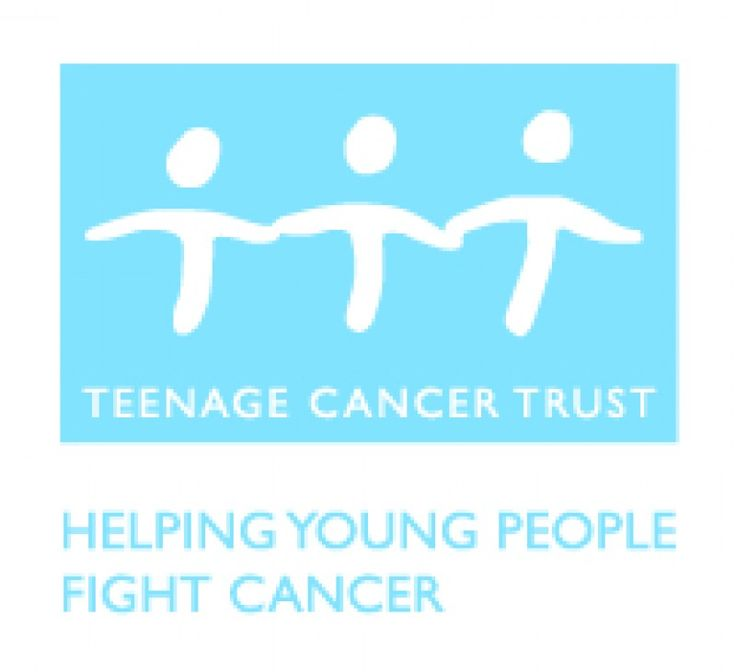 Stepping Hill promote : Teenage Cancer Trust'.