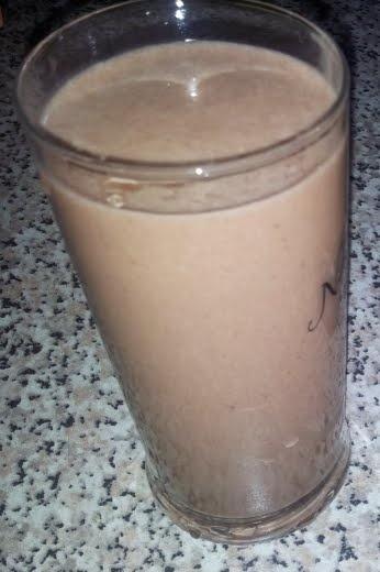 Karppaajan proteiini smoothie resepti
