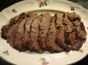 Imagen de la receta: TERNERA ASADA