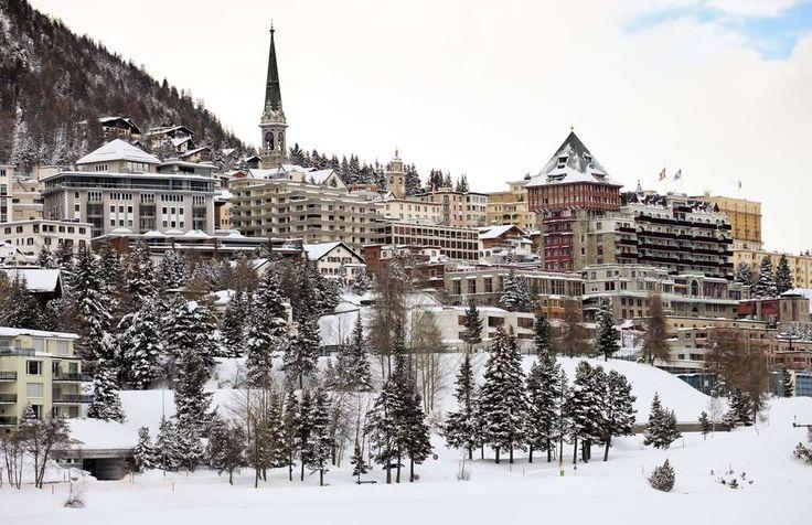 St. Moritz - Suíça -