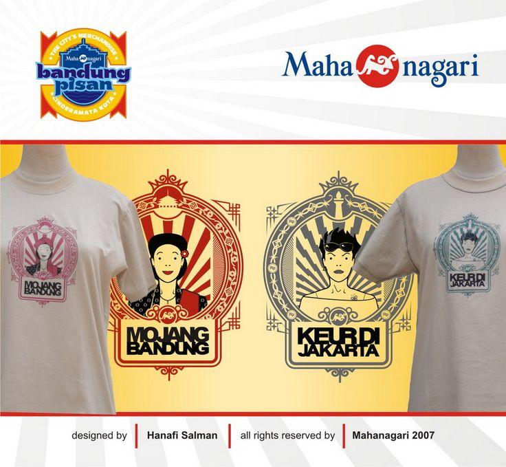 """""""Mojang Bandung"""" copyrights Mahanagari 2007"""
