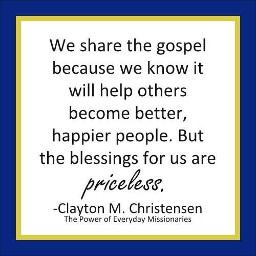 Missionary Work Quotes Lds: 17 Best Images About Quote Book