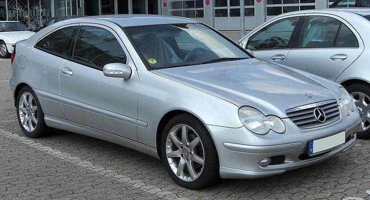 Mercedes C 220 CDI Sportcoupé (CL203) front 20100704 - Mercedes-Benz C-Class (W203) - Wikipedia
