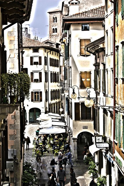 Udine, Italy- I visited when I was 3 and then 12, and will be back someday!