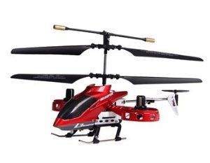 ChengFei 4-Channel Metal RC Helicopters with Gyroscope (Red) by China. $58.28