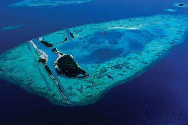 Thousand Islands (Kepulauan Seribu) in the North of Jakarta's coast