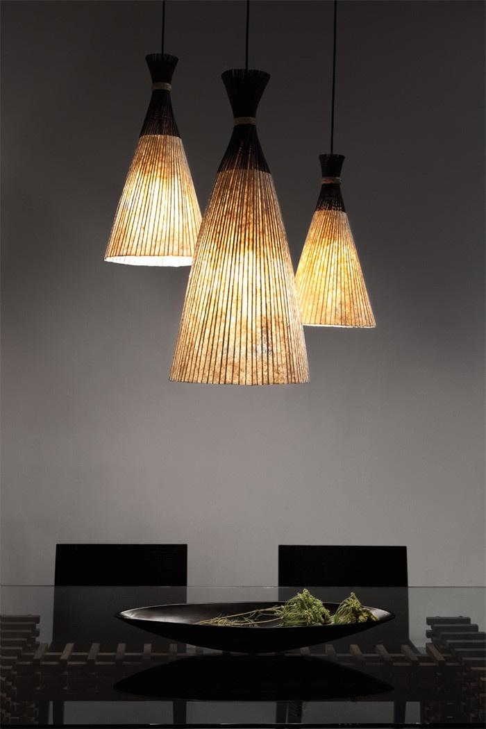 Hive design by hive luau suspension lamp
