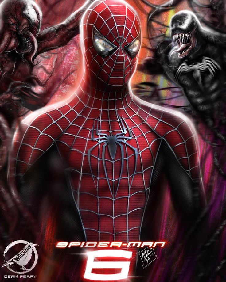 Sam Raimi's Spider-Man 6 Poster by TheCrow2k / Dean Perry ...