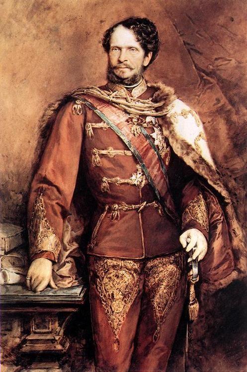 Count Gyula Andrássy, by Gyula Benczur, 1884. Hungarian National Museum, Budapest, Hungary.