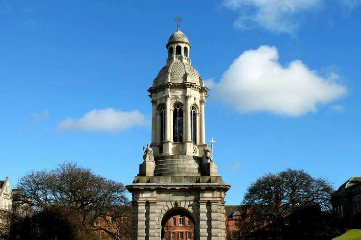 Trinity college....Dublin... Ireland