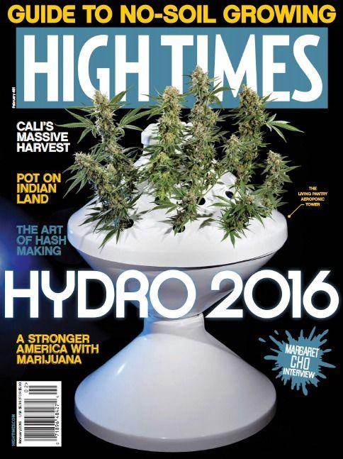 High Times PDF MaGaZiNe February 2016 medical marijuana cannabis PDF