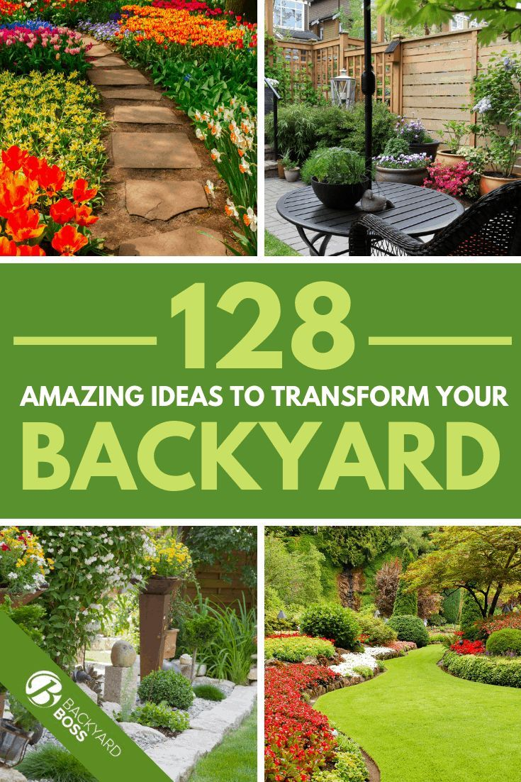 128 Amazing Ideas To Transform Your Backyard With Images