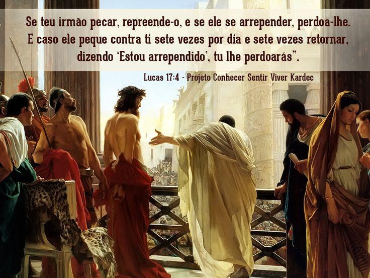 Citações em Imagens: Jesus e o perdão