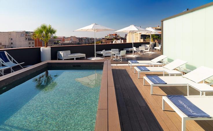 Terraza Sky Bar #h10 #h10hotels
