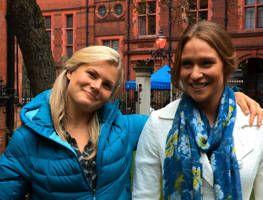 and so do Bonnie Sveen and Lisa Gormley.