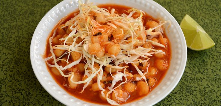 Easy Vegan Pozole Recipe Mexican Style  http://www.veganbandit.net/easy-vegan-pozole-recipe-mexican-style/